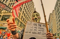'99%: The Occupy Wall Street Collaborative Film' Review - Nonfics