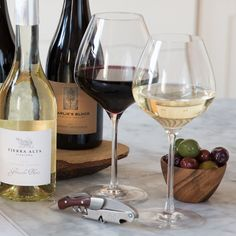 Check out The One Wine Glasses - now available at Blue Apron Market! https://www.blueapron.com/market/products/the-one-wine-glasses