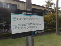 Deliver issues or need to have employee access only areas displayed?