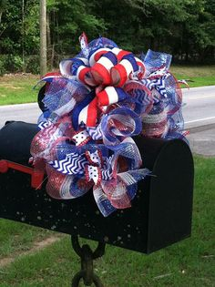 Mailbox Swag by MeshaDilly on Etsy