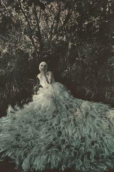 Marcin Nagraba - Malwina Malika Walczak - makeup Agnieszka Michalska - The Fall of Melancholy
