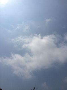 2015년 5월 12일의 하늘