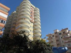 Flamingo 2 Residence  Mahmutlar Alanya flat for sale - Fully furnished apartment in Mahmutlar on the 6th floor with Mountain view for a good price