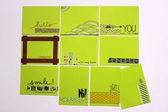 Make 50 Cards in Less Than an Hour and Under $10: Create a Variety of Designs
