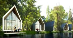 MuuM Architects aim to teach visitors how to lead sustainable lives with the LOSEV Natural Life Center in Turkey