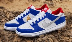 sale retailer f7036 d316e Thrasher s 2013 Skater of the Year, Ishod Wair is back with a brand new Nike  SB Dunk Low Pro inspired by the style and power of luxury sedans.