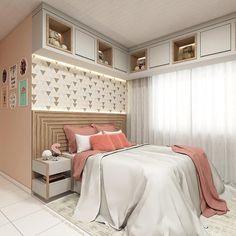 Teen Room Decor, Room Ideas Bedroom, Bedroom Decor, Cute Teen Rooms, Teen Girl Rooms, My Home Design, House Design, Girl Bedroom Designs, Luxury Homes
