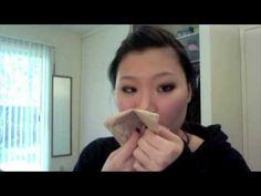 Smokey Eyes for Monolids (tutorial)