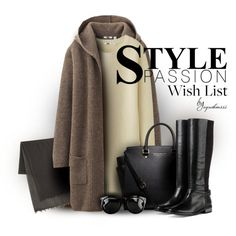 My Wish List by cynthia335 on Polyvore featuring polyvore fashion style Uniqlo Cole Haan MICHAEL Michael Kors CÉLINE 2013wishlist