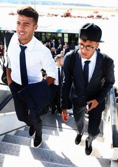 Neymar & Rafinha