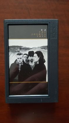 U2 The Joshua Tree DCC UK 842 298-5