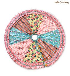 Once upon a time...Memento Tree Skirt