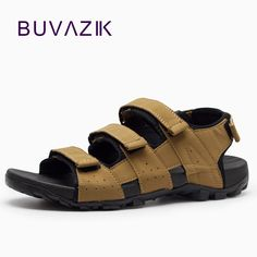 Special price 2017 zapatillas hombre new gladiator sandals casual men shoes  summer sandalias leather sandal freeshipping