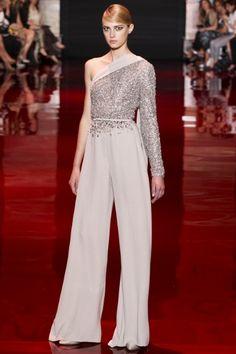 Sfilata Elie Saab Paris - Alta Moda Autunno-Inverno 2013-14 - Vogue