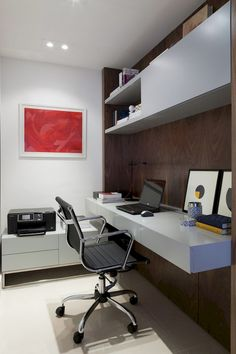 Home Office Design Modern is enormously important for your home. Whether you choose the Home Office Decor Inspiration or Office Design Corporate Workspaces, you will create the best Corporate Office Interior Design for your own life. Workspace Design, Office Workspace, Office Interior Design, Office Interiors, Office Designs, Home Office Table, Home Office Decor, Office Ideas, Study Rooms