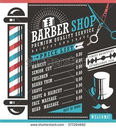 Barbershop Stock Vectors & Vector Clip Art | Shutterstock