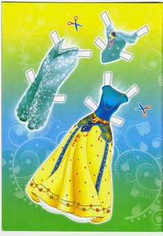 Jasmine* 1500 paper dolls at International Paper Doll Society by artist Arielle Gabriel #ArtrA #QuanYin5 Linked In QuanYin5 Twitter *