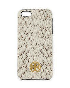 Whipsnake iPhone 5 Case, Natural by Tory Burch at Neiman Marcus.