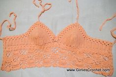 bea crop top, free crochet pattern, photo tutorial, easy, thread, summer, beach