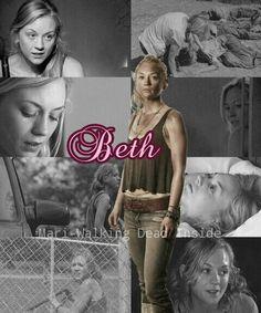 Beth Greene Walking Dead Meme | The Walking Dead, Beth Greene