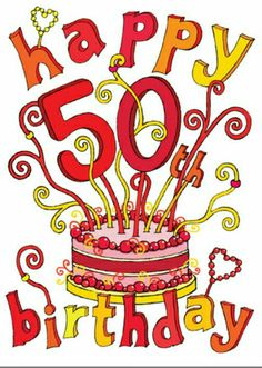 A very happy birthday to you Susan, from your humor loving fans! Happy 50th Birthday Wishes, Birthday Msgs, 50th Birthday Quotes, 50th Birthday Cards, Happy Birthday Sister, Birthday Numbers, Happy Birthday Images, Birthday Messages, Birthday Greeting Cards