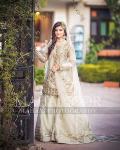 The Effective Pictures We Offer You About Bridal Outfit etsy A quality picture can tell you many things. You can find the most beautiful pictures that can be presented to you about simple Bridal Outfi Latest Bridal Dresses, Bridal Mehndi Dresses, Nikkah Dress, Pakistani Wedding Outfits, Wedding Dresses For Girls, Pakistani Wedding Dresses, Bridal Outfits, Shadi Dresses, Wedding Attire
