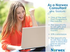 Norwex has one of the best Host Programs in the industry! Here are more details!