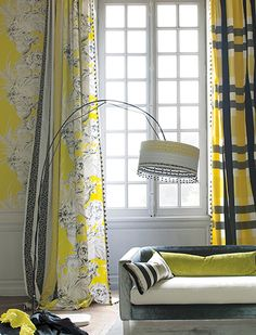 Designers Guild Trevelyan fabric collection.Designers Guild available through wwwjanehalldesign.com