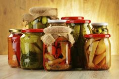 Eat More Cultured and Fermented Foods If You Want to Be Smart, Slim and Healthy Anti Oxidant Foods, Cuisine Diverse, Some Recipe, Fermented Foods, Preserves, Pickles, Good Food, Food And Drink, Healthy Recipes