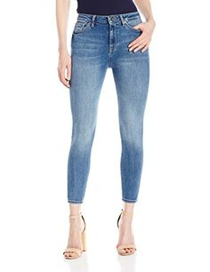Women's Chrissy Trimtone Skinny Jeans in Overboard