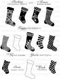 The Vault - Stocking Prints Stamp Set - Google Search Youre Invited, Tis The Season, Christmas Cards, Stockings, Stamp, Seasons, Warm, Boots, Prints