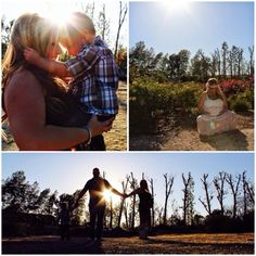 Following the Kirks: Maternity sesh!