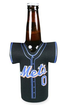 New York Mets Jersey Bottle Holder