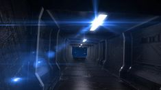 http://pixelboom.it/shop/3dproject/alien-corridor/ Green Screen Corridor Alien Spacecraft Space Stars HD - Footage PixelBoom