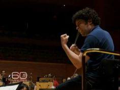 Extra: Gustavo Dudamel In Rehearsal