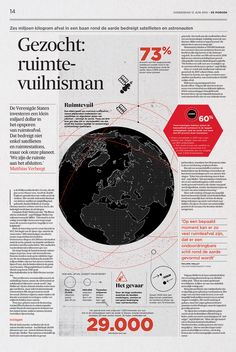 DeMorgen—Visual : Photo #editorial #design #newspaperdesign