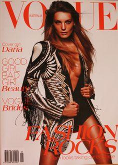 Vogue Australia June 2012 #JenniferRegan