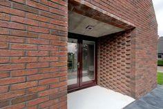 JagerJanssen architecten - Brickroof House