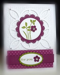 Lattice Card