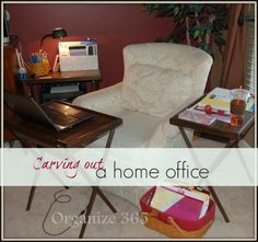 Organize 365 Spring Cleaning and Organization Challenge WEEK 7: The Home Office | Organize 365