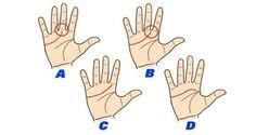 Wat zegt jouw handpalm over je persoonlijkheid? Kom er HIER achter wat de lijnen in je hand precies betekenen! - Trendingalleries