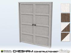 mutske's Chesham Door Privat Low 2x1