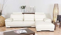 Vanilla Cream Skye Sofa, Bay Gallery Furniture