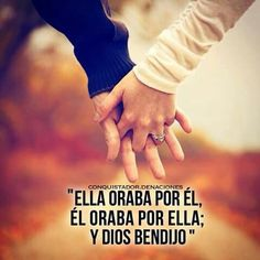 Lo que Dios une .... Quotes About God, Love Quotes, Inspirational Quotes, Bible Quotes, Bible Verses, Future Love, God Loves You, Dear Lord, God Jesus