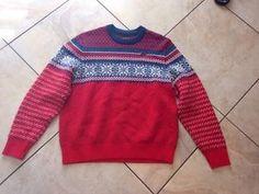Geiger Tyrol Sweater Pull Over 54 Medium Austria Vintage | eBay