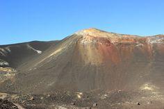 Cerro negro. Nicaragua