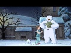 The Snowman Full Animation - YouTube