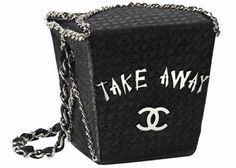 Chanel Paris-Shangai Take Away Bag