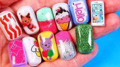 2. Miniature Phone Cases: 5 DESIGNS