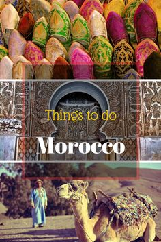 Explore one of the most diverse countries in Africa - Morocco. From majestic mountains, breathtaking deserts to it diverse coastline, Morocco has everything to offer. #travel #morocco